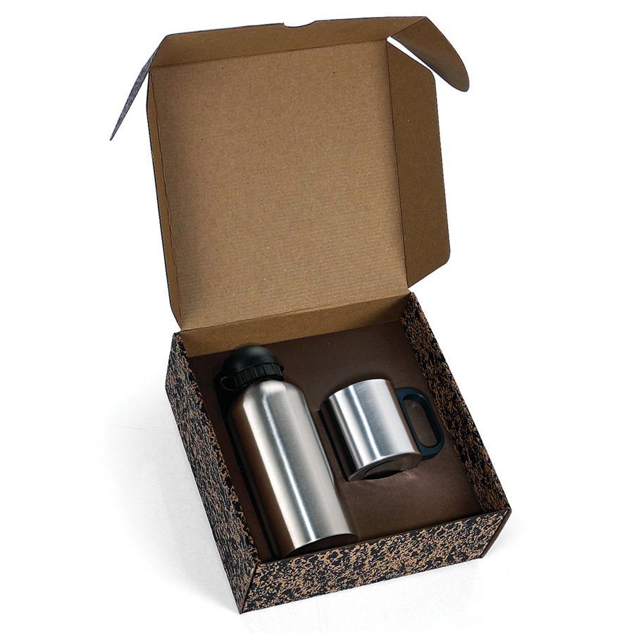Kit Squeeze com Caneca 2 peças