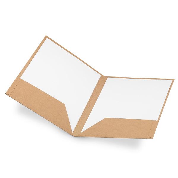 Pasta em Papel Cartão