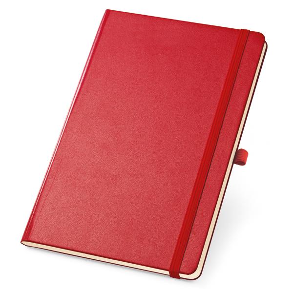Caderneta em Couro Sem Pauta   12 x 18 cm
