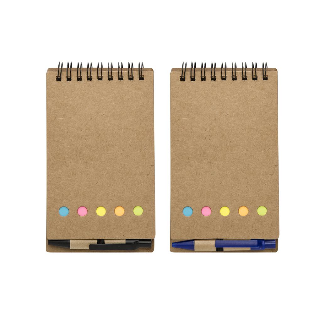 Caderneta de Anotações Ecológico