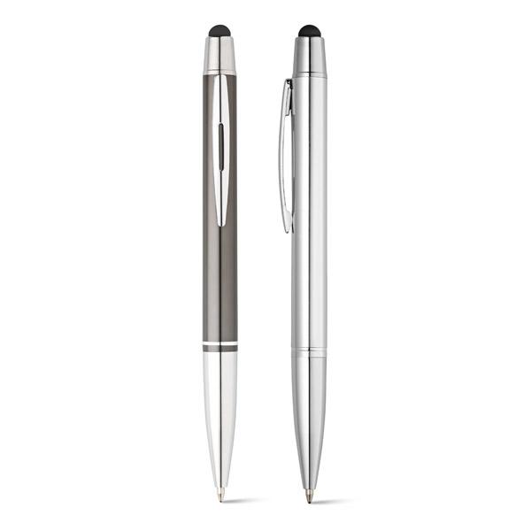 caneta metal touch