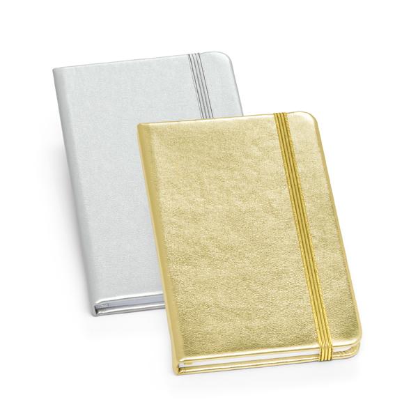 Caderneta Capa Dura Com Pauta | 9 x 14 cm