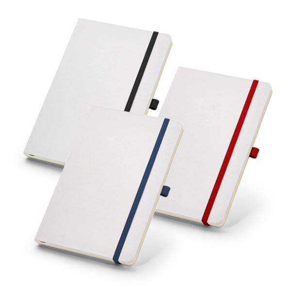 Caderno com Capa Dura   13,7 x 21 cm