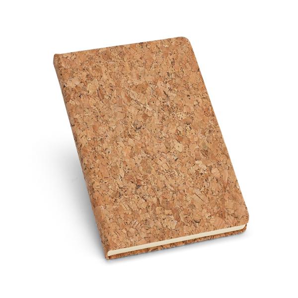 Caderno em Cortiça | 13 x 18 cm
