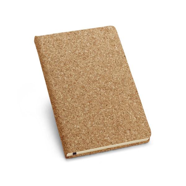Caderno em Cortiça | 14 x 21cm