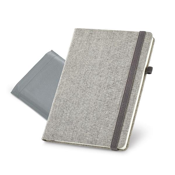 Caderneta em Algodão Sem Pauta   14 x 21 cm