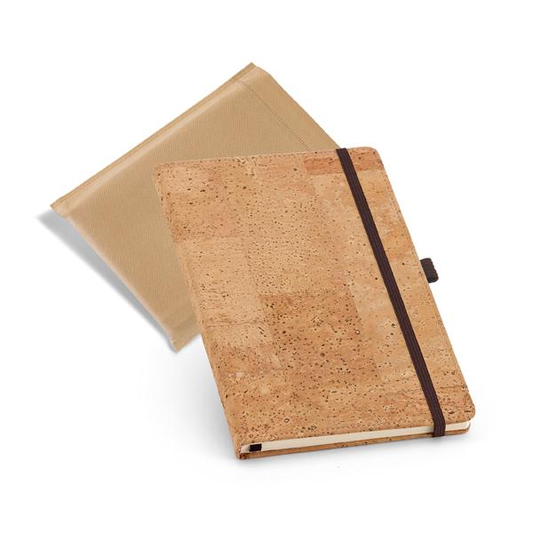 Caderno em Cortiça | 9 x 14 cm