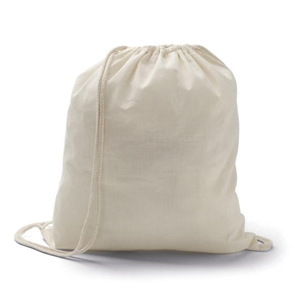 Bolsa Saco em Algodão