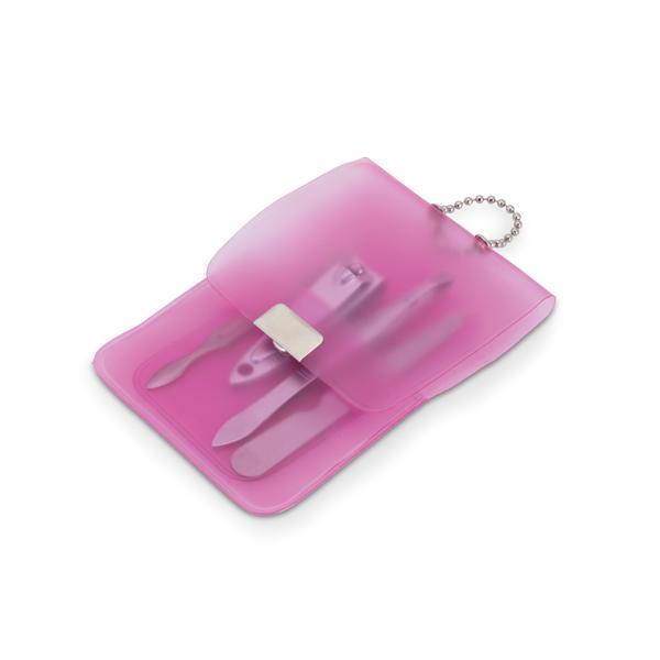 Kit Manicure 4 Peças