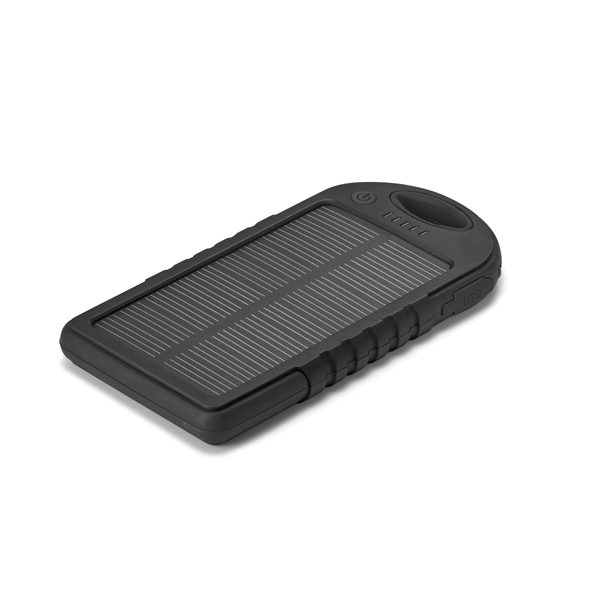 Power Bank Solar 2.000 mAh
