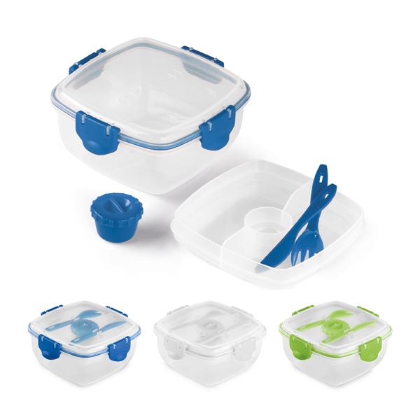 Marmita Plástica 3 Compartimentos