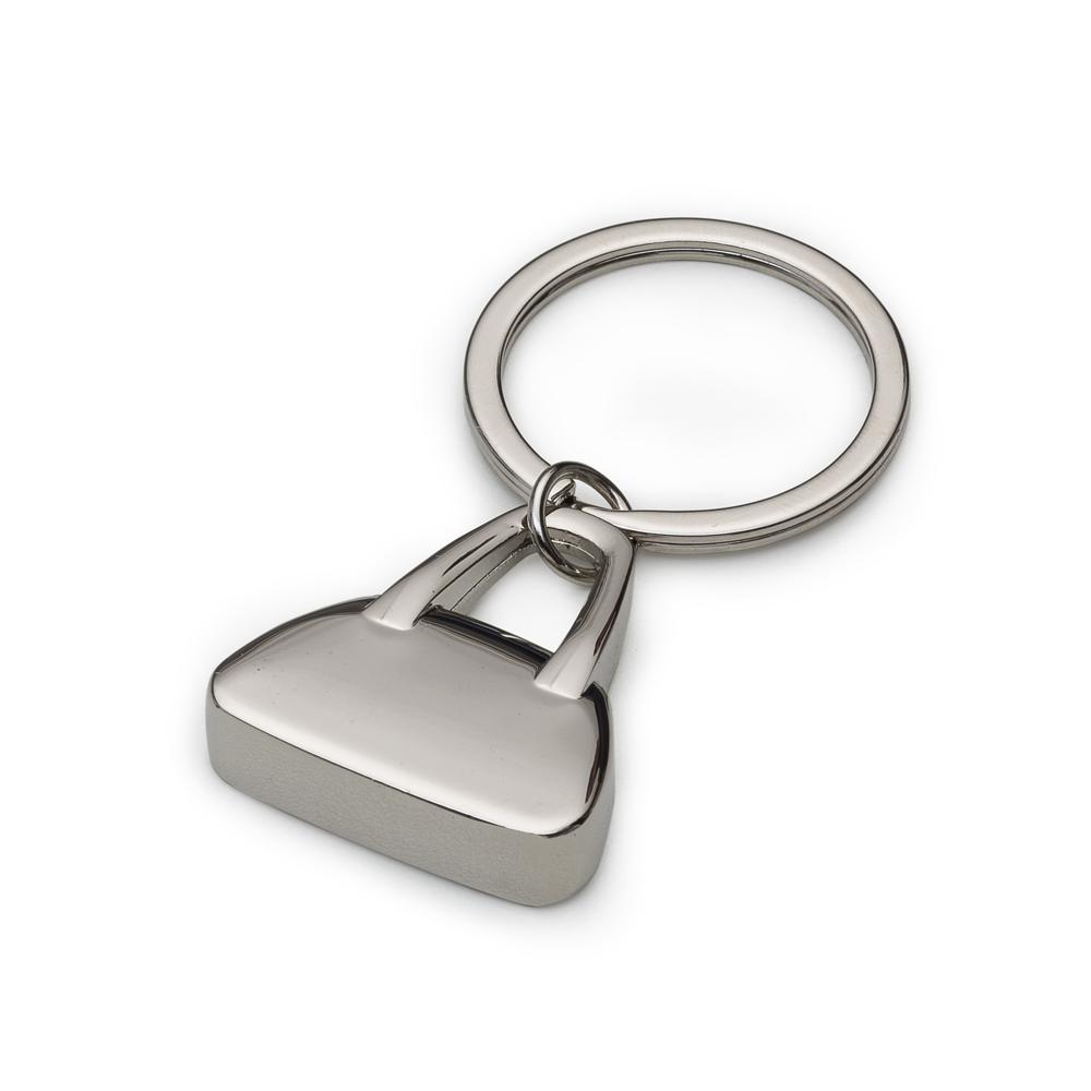 Chaveiro Metal Bolsa