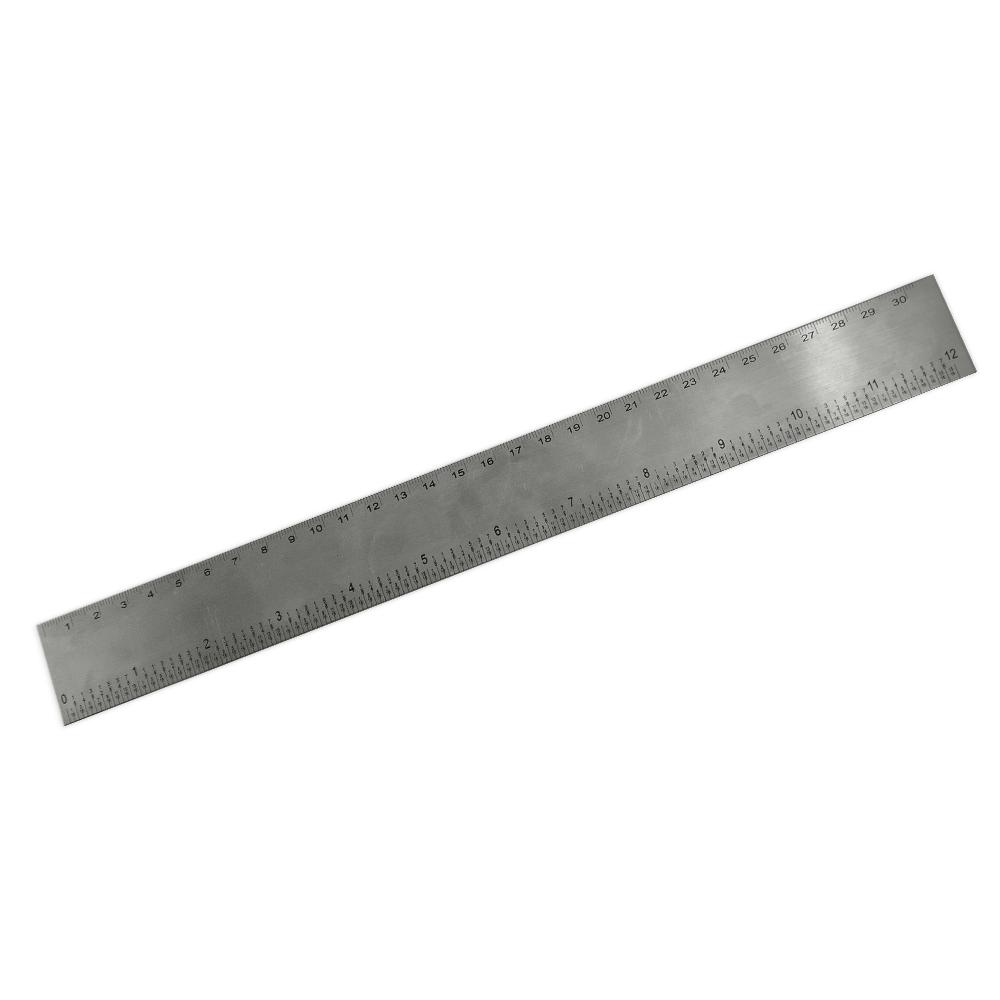 Régua Inox 30 cm