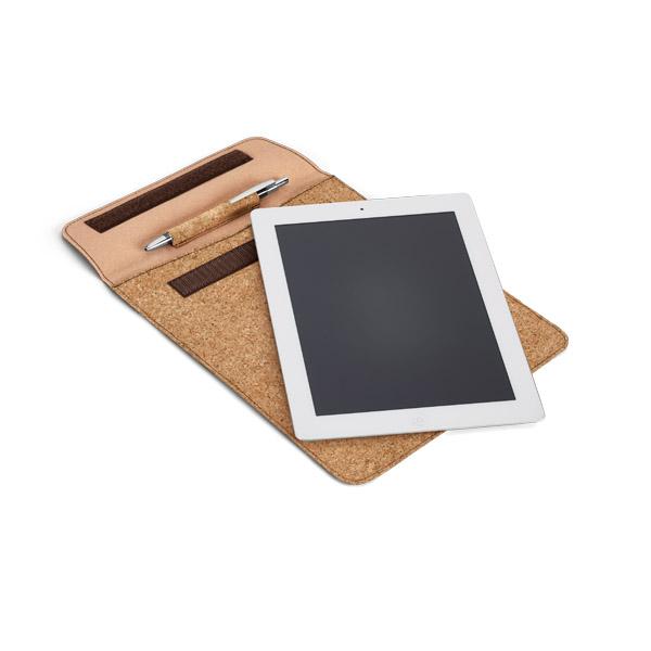 Bolsa para Tablet em Cortiça 10.1''