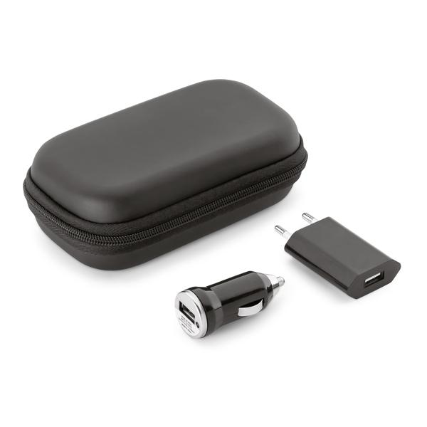 Kit Carregadores USB