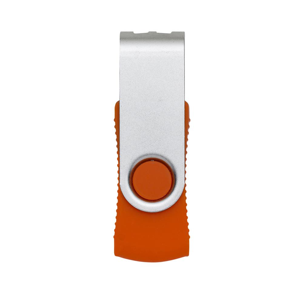 Pen Drive RM Giratório Metal 4GB